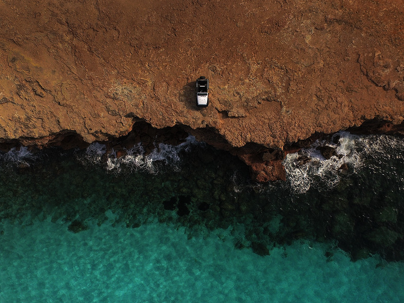 FORMENTERA Island from Above