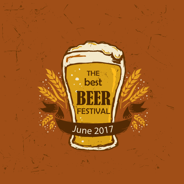 The Best Beer Festival Illustration